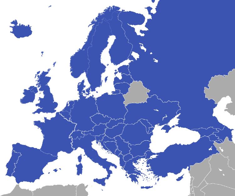 Interactive Europe Map.Conscription Status Map European Bureau For Conscientious Objection